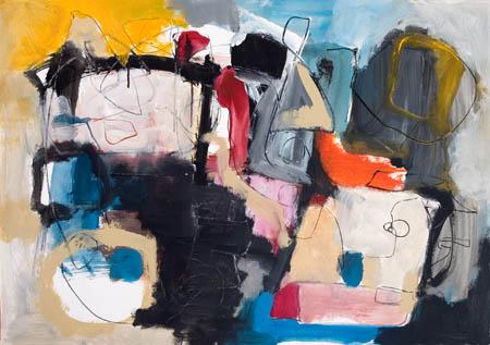 schilderijen van Barbara Marinus