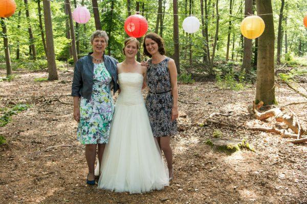 Chris Meijers Collectie - Trouwlala - jurk voor de moeder van de bruid