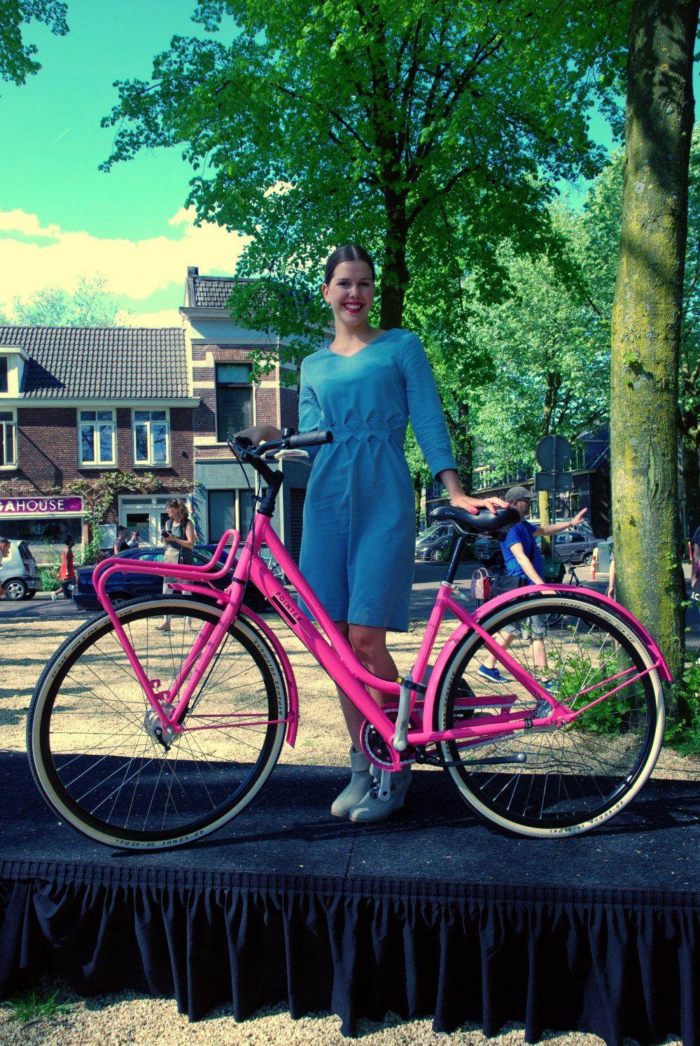 Chris Meijers Collectie - Giro Fashion Ride