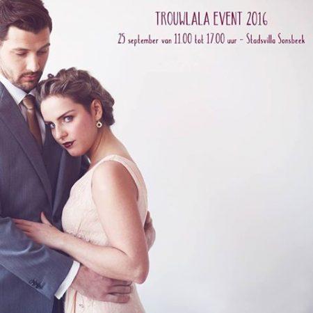 Trouwlala event 2016